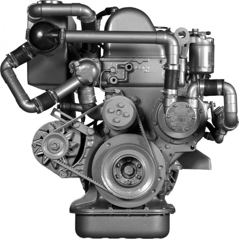 Комплект для переоборудования двигателя MERCEDES OM 603