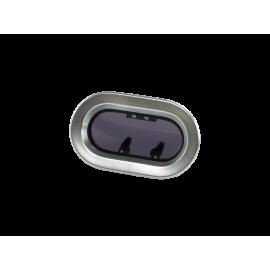 Иллюминатор OMEGA Standard 222x126mm