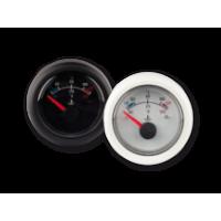 Указатель температуры 12V 40-120deg черный