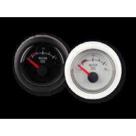 Указатель уровня топлива 12V черный