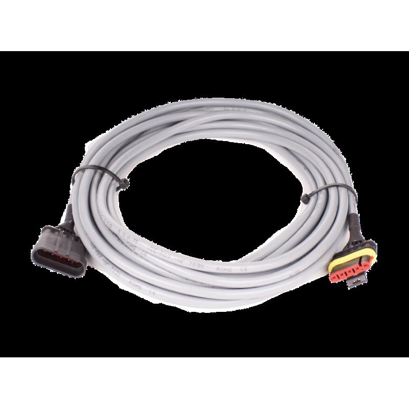 Соединительный кабель для подруливающего устройства и лебедки 10m