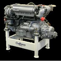 Судовой дизельный двигатель Craftsman Marine CM4.52 52 л.с.