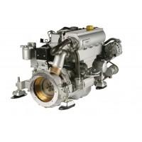 Судовой дизельный двигатель CM4.65 с яхтенной колонкой и панелью приборов