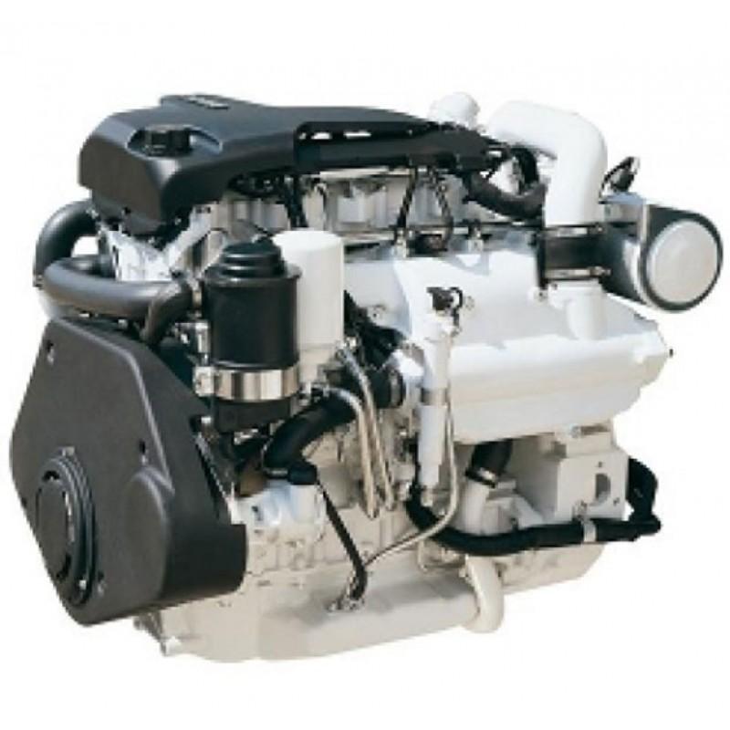 Судовой дизель FPT S30 230 с редуктором TM93