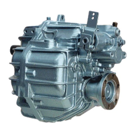 Судовой дизельный двигатель CM4.65 с реверс-редуктором и приборной панелью
