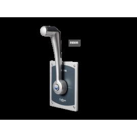 Механический пульт дистанционного управления QUADRA classic (алюминий)