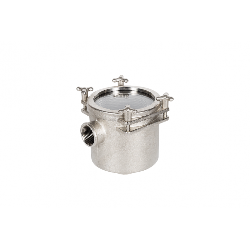 Фильтр забортной воды 25mm 1' side/side