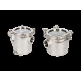 Фильтр забортной воды 25mm 1' side/botton