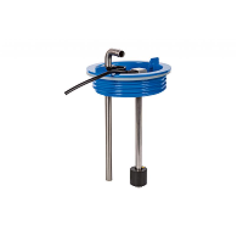 Крышка бака для воды с датчиком уровня  (для баков Craftsman Marine)